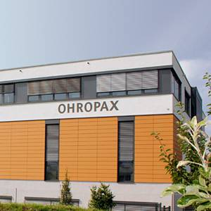 <p>OHROPAX is a small but sophisticated company with clear structures and a very personal approach. Here, practical experience and solution-oriented concepts are more important than complex theoretical ideas. What unites our employees is the conviction that only the highest-quality products stand a chance on the market. And this is why we call on our experience spanning over 110 years and combine it with modern production technologies. Our tradition is important to us. We work consistently on solutions that protect our customers from noise and give them the opportunity to relax or just enjoy some moments of silence. With our extensive product range, from earplugs to sleeping masks, our customers can always find the product they are looking for. They can choose from different materials and shapes in two different styles.</p>