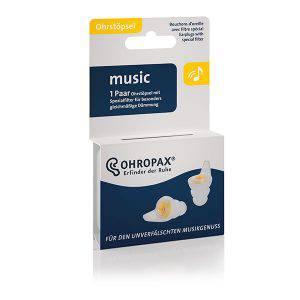 ohropax-music