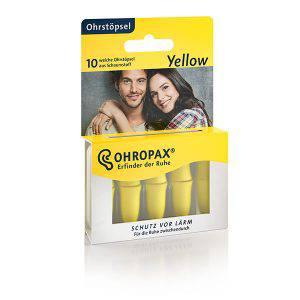 ohropax-yellow-10er-haengehuelse